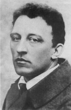 Aleksandr Aleksandrovich Blok (1880-1921)