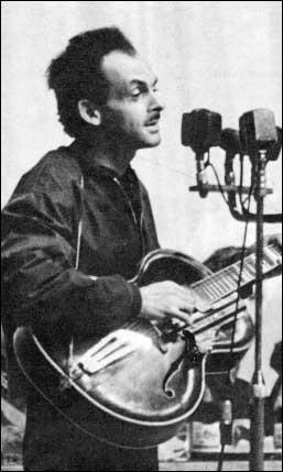 Bulat Shalvovich Okudzhava (1924-1997)