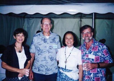 IPFC5 Mireille Harmelin-Vivien, Jack Randall, Helen Randall and David Greenfield