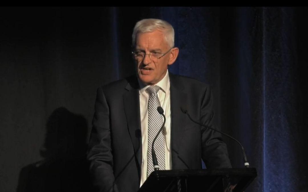 Graeme Aitken wins Ministry of Education's Lifetime Achievement Award!