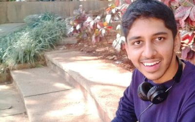 NZ Aluminium Smelters Masters Prize in Engineering won by CHEMMAT student, Akash Kaushal