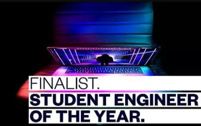 CHEMMAT Finalist: ENZ 'Student Engineer of the Year' – Omar Mustafa