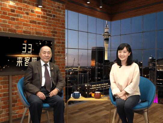 CHEMMAT's Professor Wei Gao - TV interview