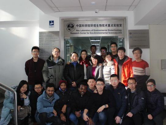 Dr Shan Yi's Trip To China