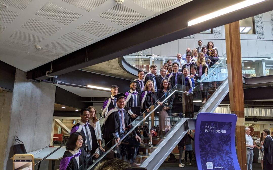 Chemmat's Graduation