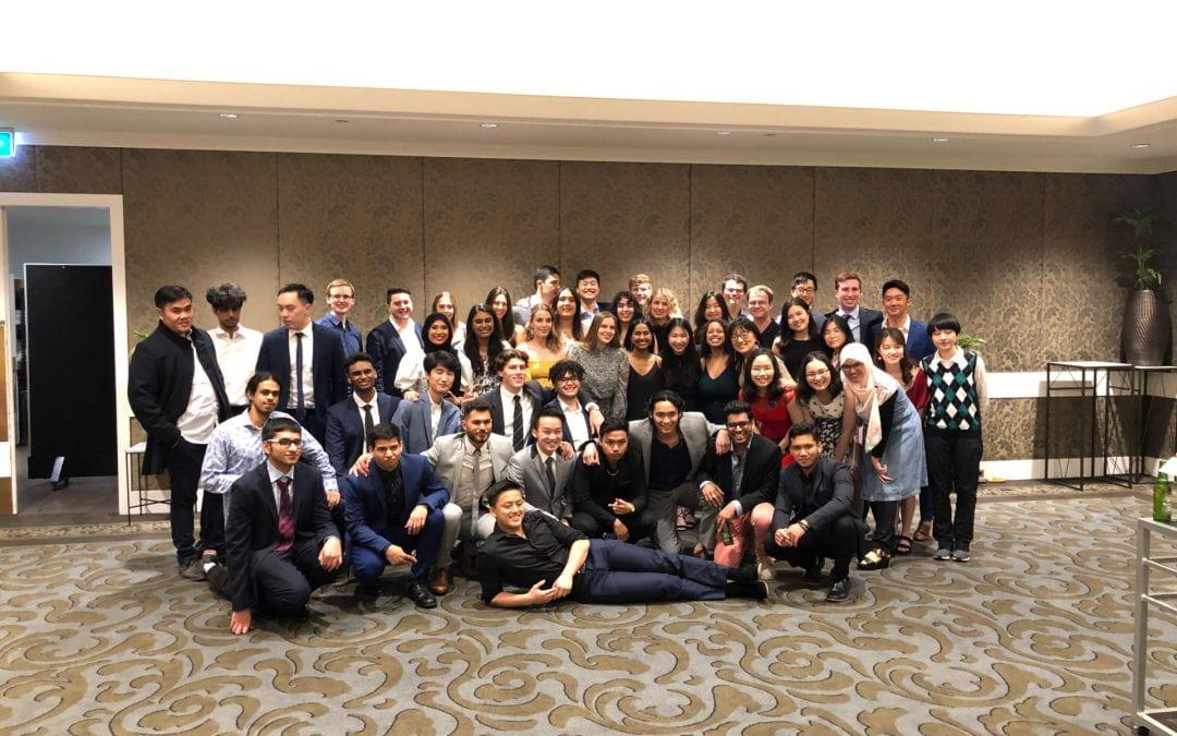 2020 4th Year undergraduates' – Annual Dinner