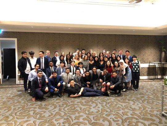 2020 4th Year undergraduates' - Annual Dinner