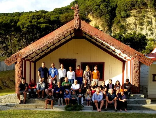 Collaboration with the Māori Community of East Cape
