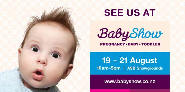 Come and see ELLA at the Baby Show on 19th-21st August!