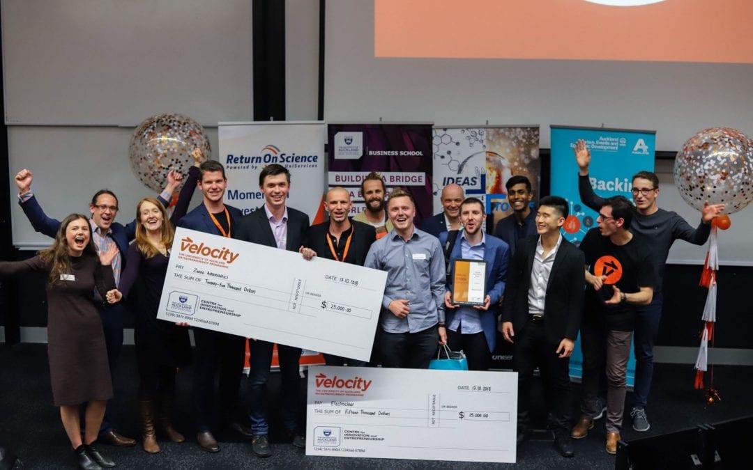$100K Challenge 2018 Winners!