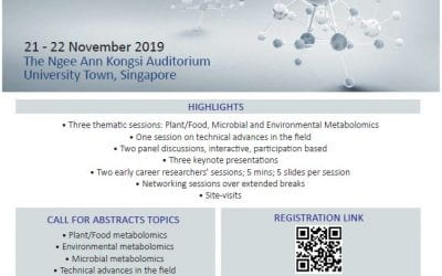 Asia-Oceania Metabolomics Forum