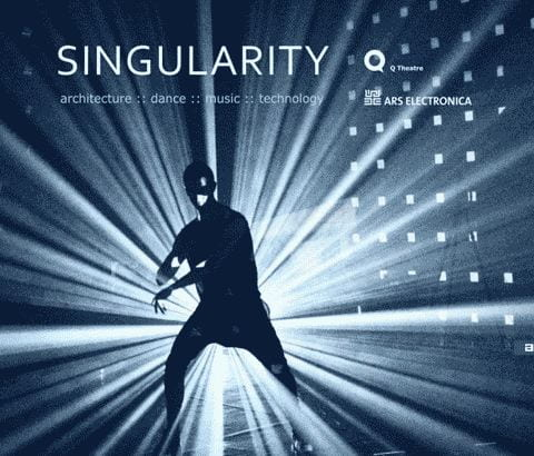 SINGULARITY at Q-Theatre – Wed 2nd Nov – 7.30pm