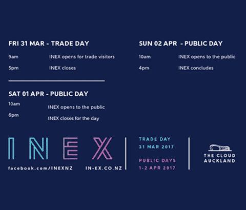 INEX Design Expo 2017