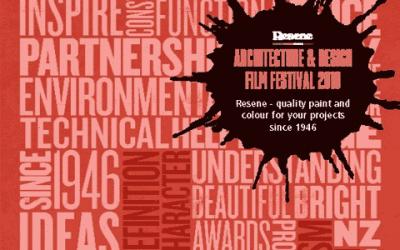 Resene Architecture and Design Film Festival 2018