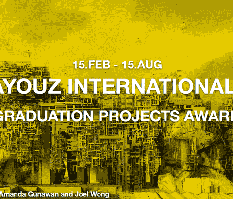 Tamayouz International Awards 2018 – Graduation Projects Award