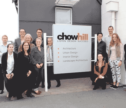 Summer Opportunity with Chow:Hill Architects