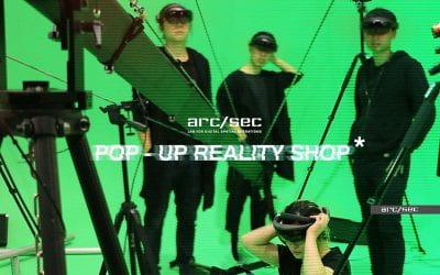Pop Up Reality