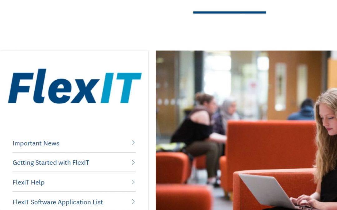 Intro to FlexIT