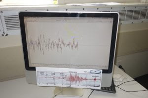 Downhole seismometers lead to a refined velocity model