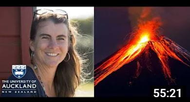 #94 - Prof. Jan Lindsay Interview (Volcanology, White Island Tragedy, Taupo, Rotorua, Ring Of Fire) Cover
