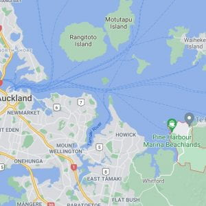 New Research: A new fault in Auckland – The Motukaraka Fault, Beachlands