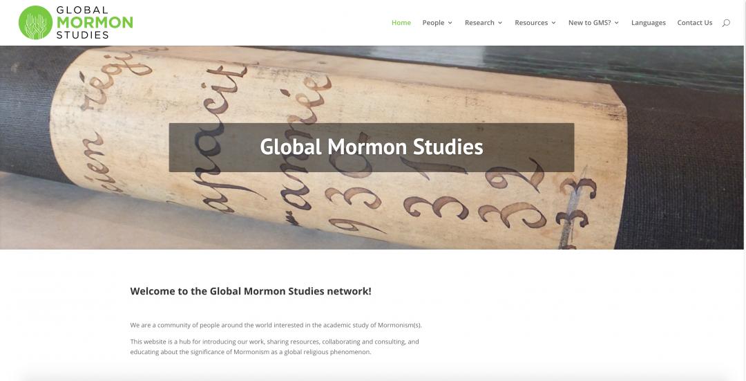 Global Mormon Studies