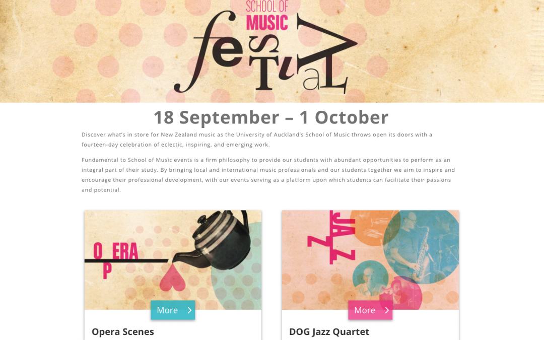 School of Music Festival