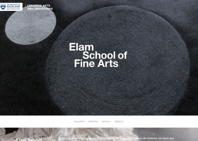 Elam School of Fine Arts