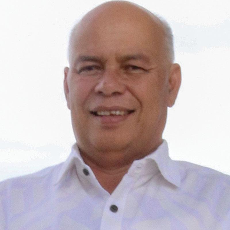 Dr Collin Tukuitonga