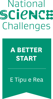 A Better Start - National Science Challenge