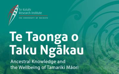 Te Taonga o Taku Ngākau Ancestral Knowledge and the Wellbeing of Tamariki Māori