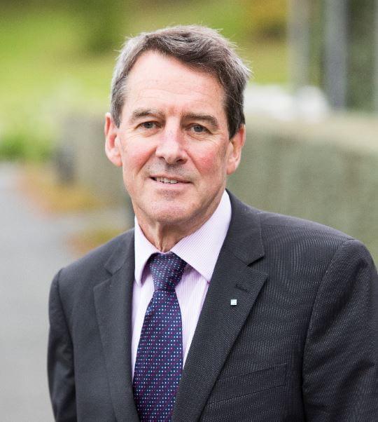 Professor Jim Metson