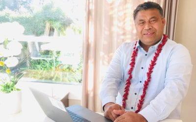 Meet the Researcher – Tufulasi Taleni