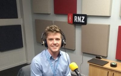 Geography's affect on young people's mental health – RNZ interview