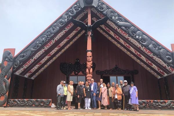 First STaR Hui on the Ōrākei Marae