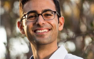 Meet our STaRs: Armen Gharibans, PhD, an Engineer with a passion for improving patient outcomes using digital tools