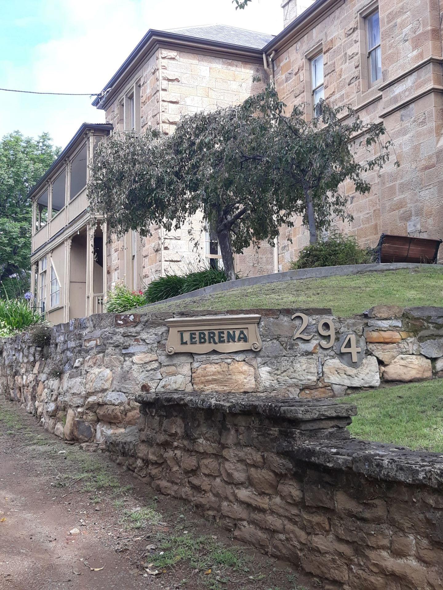 Lebrena