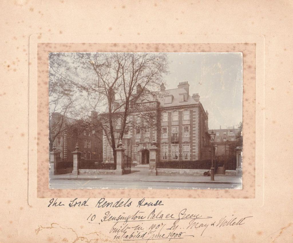 10 Kensington Palace