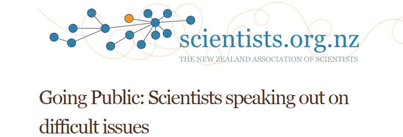 Dr Sarah Morgan on NZAS 2015