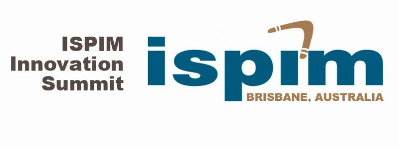 Adam Jaffe at ISPIM15