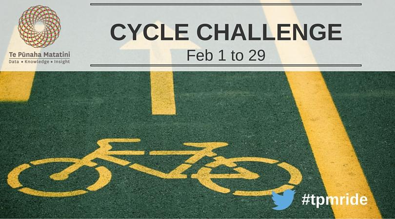 Te Pūnaha Matatini Cycle Challenge