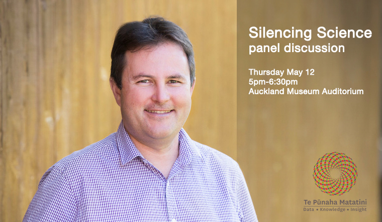 Silencing Science Shaun Hendy