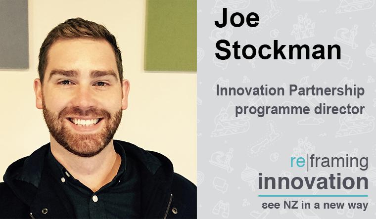 Joe Stockman - Innovation Partnership