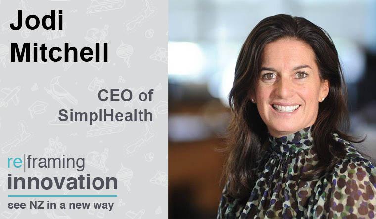 Jodi Mitchell - CEO of SimplHealth
