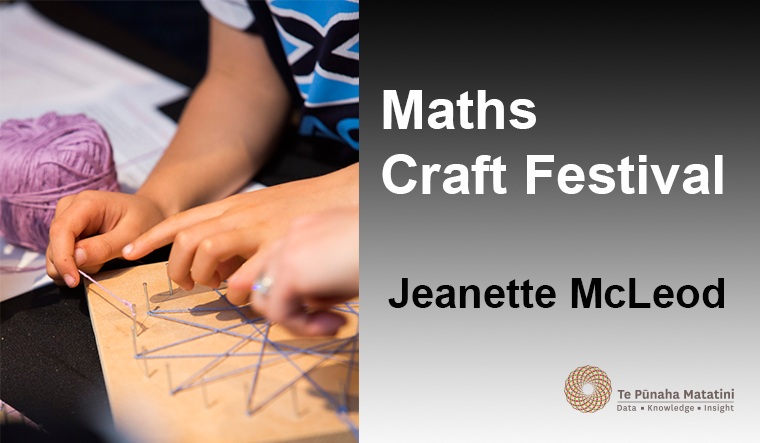 Maths Craft Festival