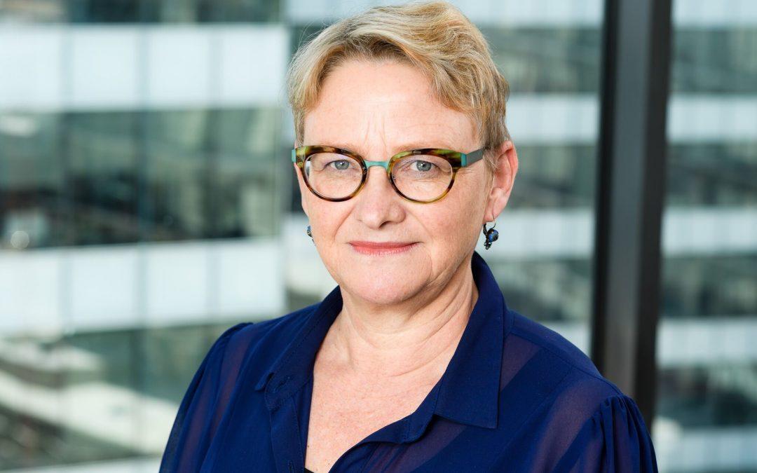 Sally Davenport MNZM