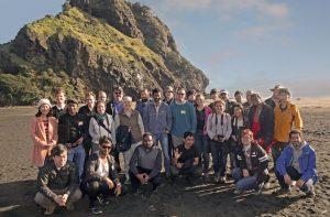 Excursion group photo