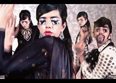 Martine Gutierrez, Clubbing (still), 2012. (c) Martine Gutierrez; Courtesy of the artist and RYAN LEE Gallery, New York.