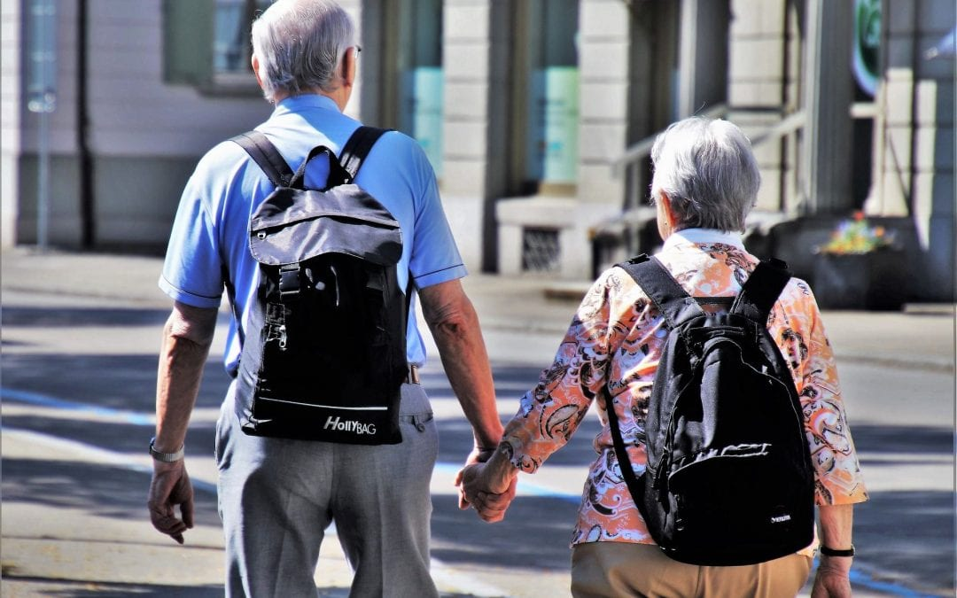 Smart cities are age-friendly cities