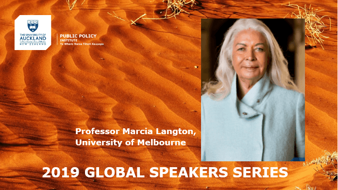 Marcia Langton: Ancient Wisdom for Modern Problems
